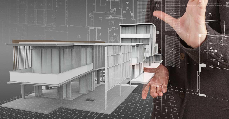 Einreichplanung Architektur MB-Holzmassivhaus