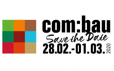 Messe com:bau Feb. 2020